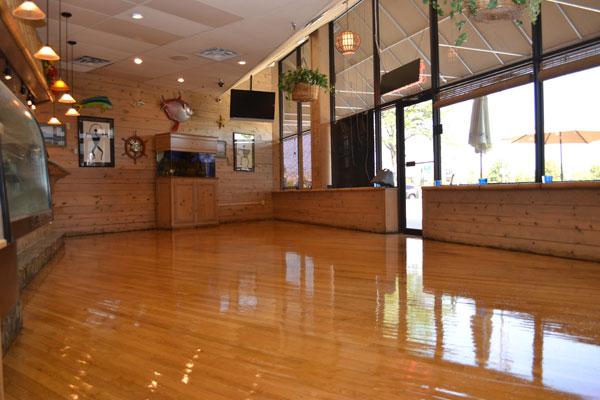 Hardwood Floorings At Washington DC